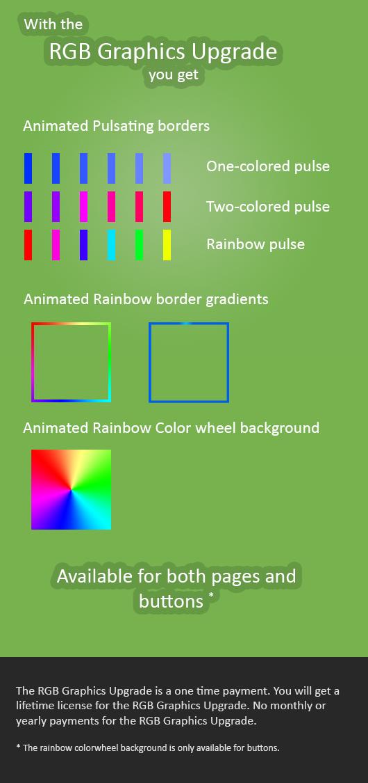 RGBアップグレード